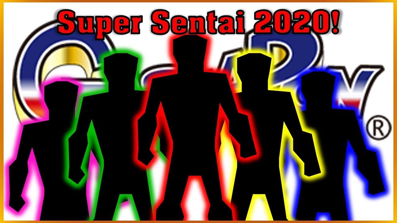 #RumorMe2018 Submission Part 1 - Super Sentai 2020 Name Revealed!