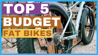 TOP 5 BUDGET FAT BIKES / CEBU CITY / 2020