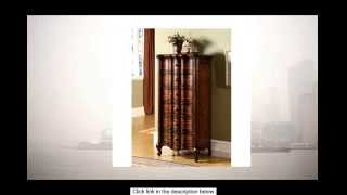 Hooker Furniture Seven Seas French Jewelry Armoire W Fliptop