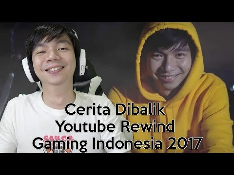 Cerita Dibalik Youtube Rewind Gaming Indonesia 2017