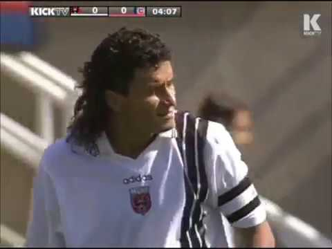 Marco Etcheverry vs Chicago Fire 25/10/1998 (MLS Cup '98)