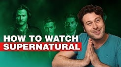 How to Watch Supernatural from Anywhere
