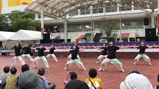 新潟総踊り2018 2日目 「ハレルヤ」煌羽 (万代島2F) thumbnail