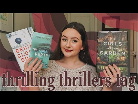2020 mystery thriller recommendations | thrilling thriller book tag