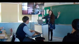 [5K 360도] 한영외고 알리샤 선생님의 영어 수업