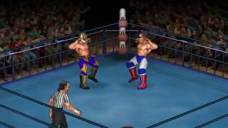 Tiger Mask Tribute - Fire Pro Wrestling World