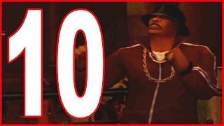 Def Jam Vendetta Gameplay Walkthrough Part 10 - WE GOT SPANKED.... LITERALLY!!