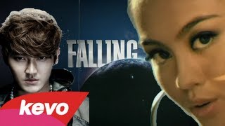 Agnez Mo - Falling With Siwon ( Agnes Monica International Single)