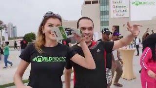 WORLDRIDERZ - HEALTH&SPORT EVENT IN DUBAI