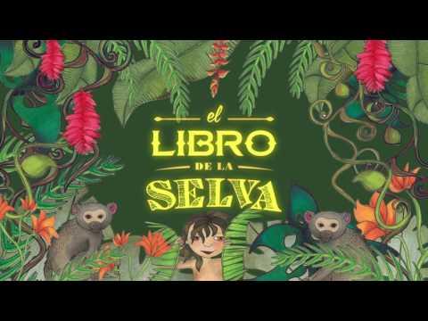 el-libro-de-la-selva---colección-clásicos-infantiles