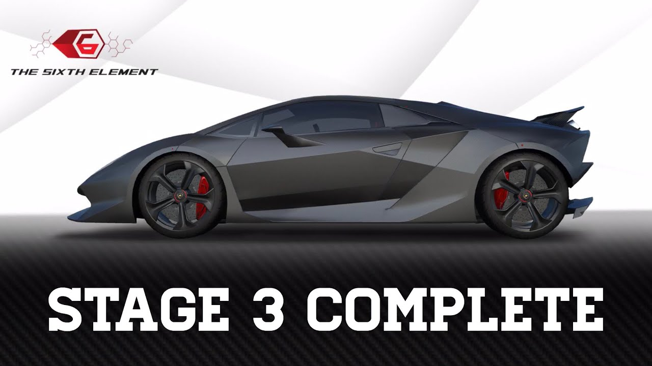 Real Racing 3 The Sixth Element Stage 3 Upgrades 0000000 Lamborghini