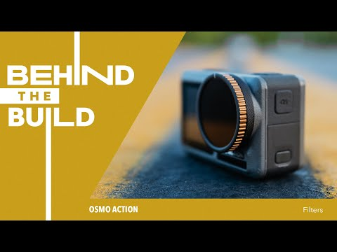 Osmo Action Filters: Behind the Build