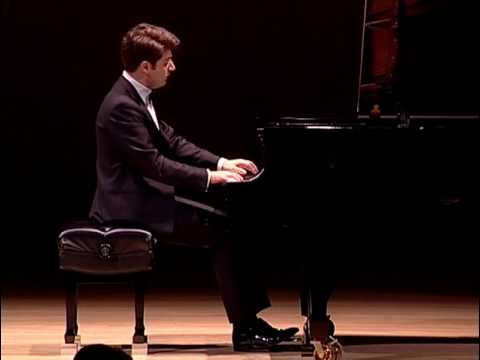 Alessio Bax Piano. LIVE Recital. New York.