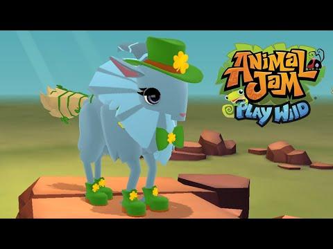 Обзор на ГИМАЛАЙСКОГО ТАРА в Animal Jam Play Wild
