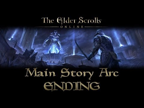 ESO - Main Story Arc - Part 11 - God of Schemes [Final Quest]