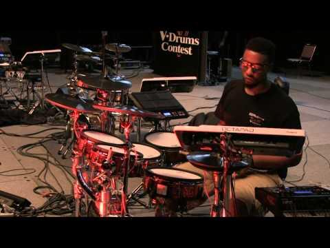 """Roland V-Drums® Contest 2012 - Phillip """"P.J."""" Hill"""