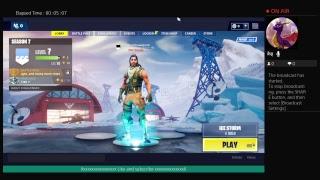 ShawnJonVanHancent  Fortnite Live Pro PS4 Player /Elite Gaming