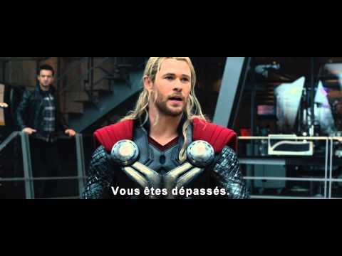Avengers, L'Ère d'Ultron - Bande-annonce en VOST | Marvel Officiel HD streaming vf