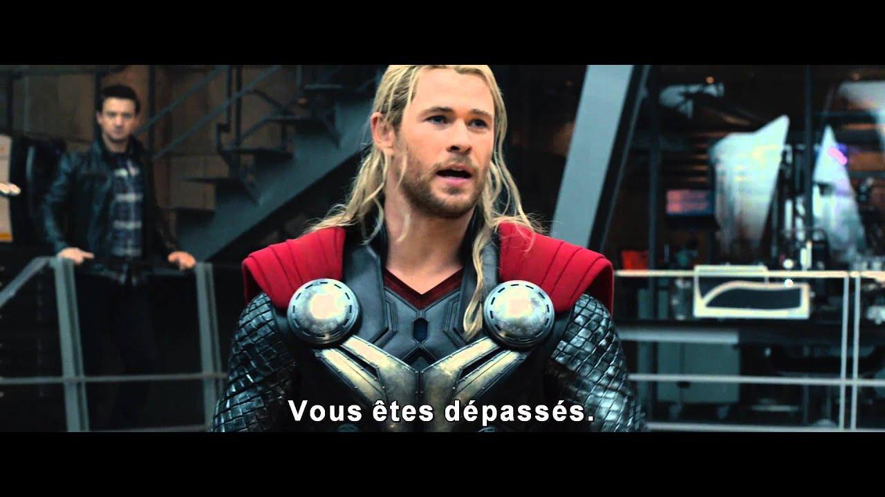 Avengers, L'Ère d'Ultron - Bande-annonce en VOST | Marvel Officiel HD
