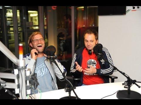 Jürgen Klopp und Arnd Zeigler in 1LIVE | 1LIVE