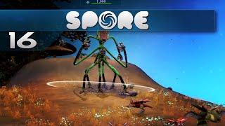 Spore    16    The last creature