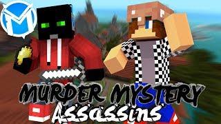 Jsme nájemní zabijáci! | Murder Mystery [MarweX&Bauchyč]