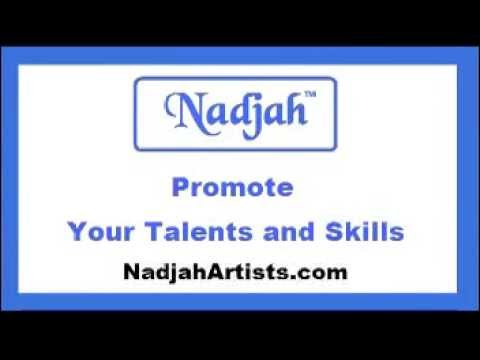 NadjahArtists.com Directory of Local Artists and Craftsmen