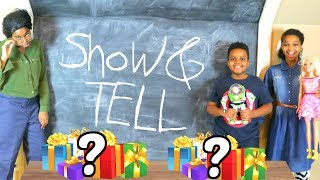 SCHOOL SHOW AND TELL! - Onyx Team
