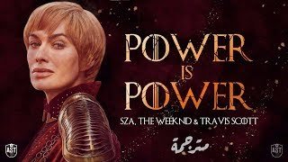 Sza The Weeknd Travis Scott Power Is Power Lyrics.mp3