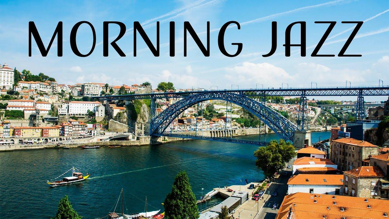 Sleepy Morning JAZZ - Relaxing City Bossa Nova JAZZ Playlist For Morning,Work,Study