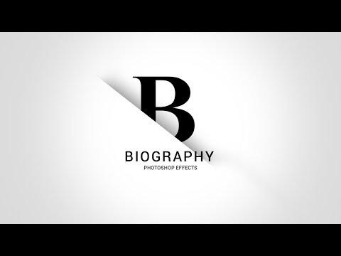 Paper Cut Alphabet Logo Design Tutorial In Photoshop CC
