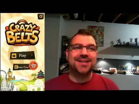 5 minutes for $5 - Let's Play Crazy Belts |