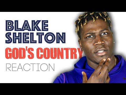 TM Reacts Blake Shelton - Gods Country (2LM Reaction)