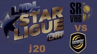 Saint Raphaël VS Chambéry Handball LIDL STARLIGUE j20