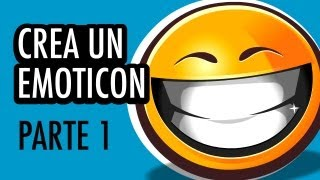 Crea un Emoticon en Flash - Parte 1 - Dibujo