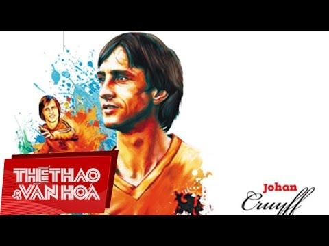 Johan Cruyff - Bộ óc thông minh bậc nhất lịch sử bóng đá   Chân dung huyền thoại 05