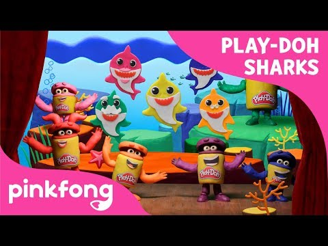 the-play-doh-show-presents:-pinkfong!-baby-shark-doh-doh-dance-|-official-stop-motion