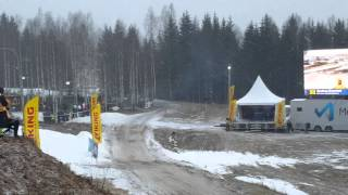 Rally Sweden 2016, SS2 Torsby 1