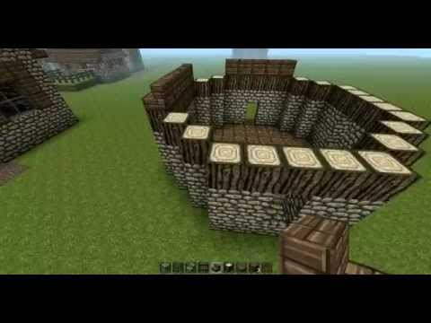 minecraft tutorial m hle bauen youtube. Black Bedroom Furniture Sets. Home Design Ideas