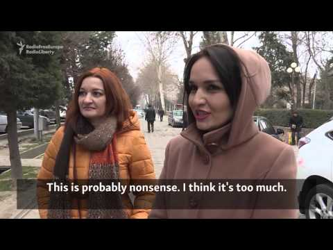 Tajikistan Demands Genetic Tests For Couples Planning To Wed
