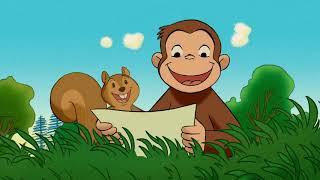 Georges le Petit Singe 🐵George à la ferme 🐒 Saison 1  🐵Dessin Animé 🐵Animation Pour Enfants
