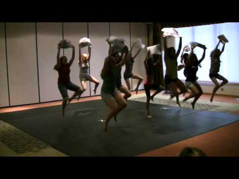 """Nothing To Do With Love"" Newspaper Dance Choreography"
