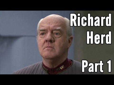 Richard Herd Interview - Part 1