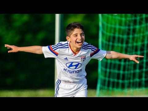 Espoir du Foot : David Zeitoun - Jeune footballeur talentueux découverte.