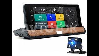 Автопланшет видеорегистратор с камерой заднего вида и GPS, 3G Junsun3G