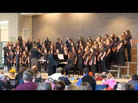 Hitori (Here Am I) - Flushing Middle School Choir