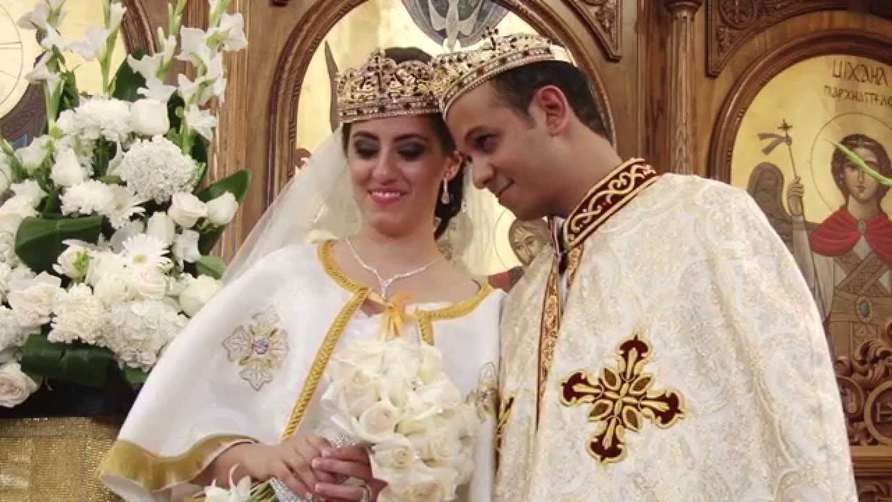 New Ethiopian Orthodox Christian Wedding 2016 - YouTube