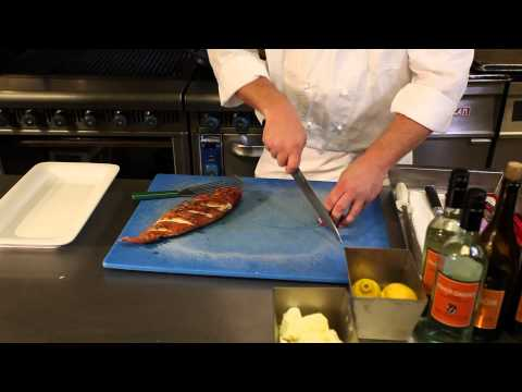 How To Bake Whole Snapper Culinary Skills