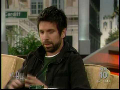 Joshua Gomez of NBC's CHUCK on Bonnie Hunt