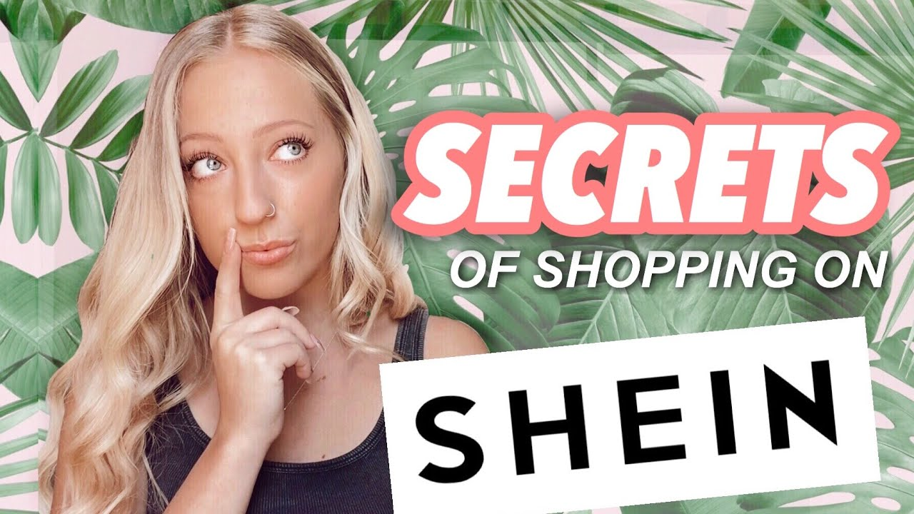 SECRETS OF SHOPPING ON SHEIN watch this before you shop on shein & romwe...